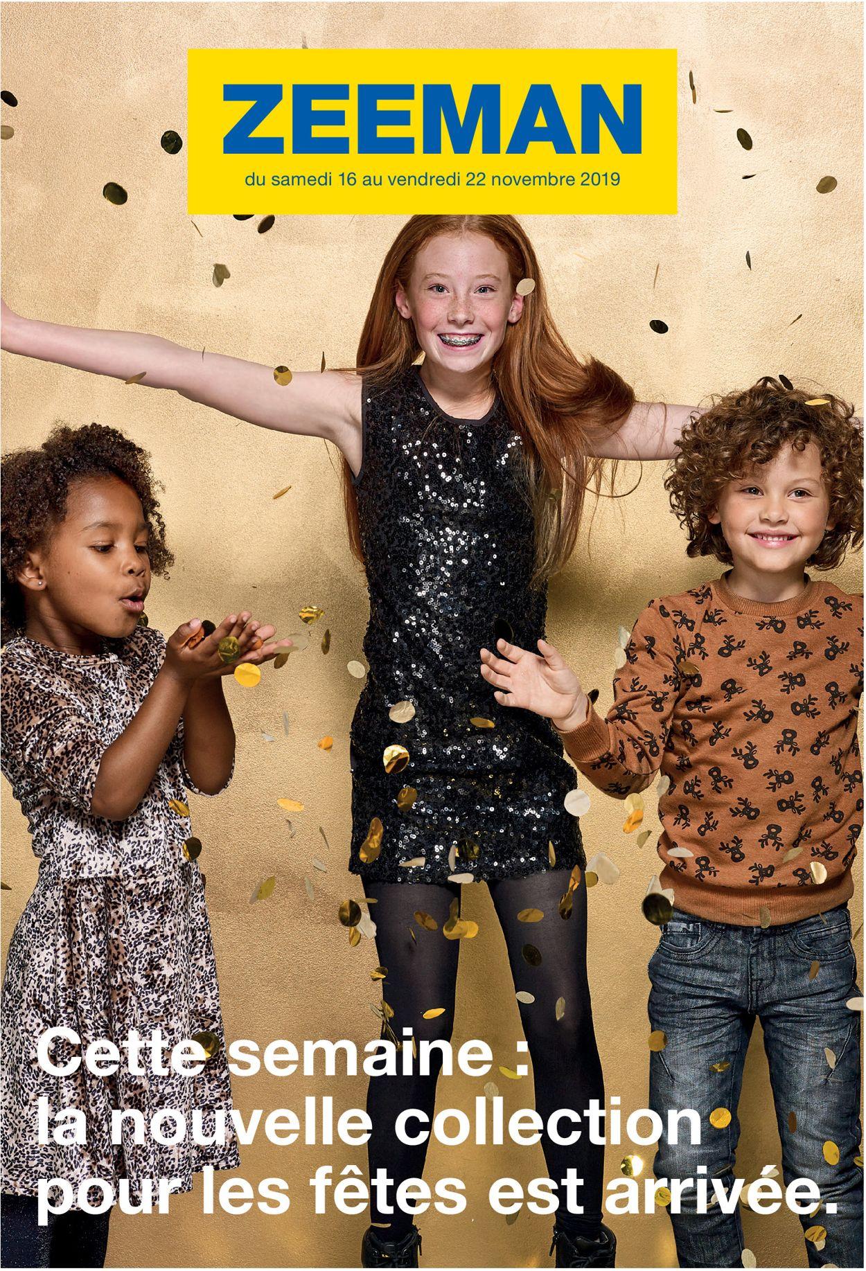 Zeeman Catalogue - 16.11-22.11.2019