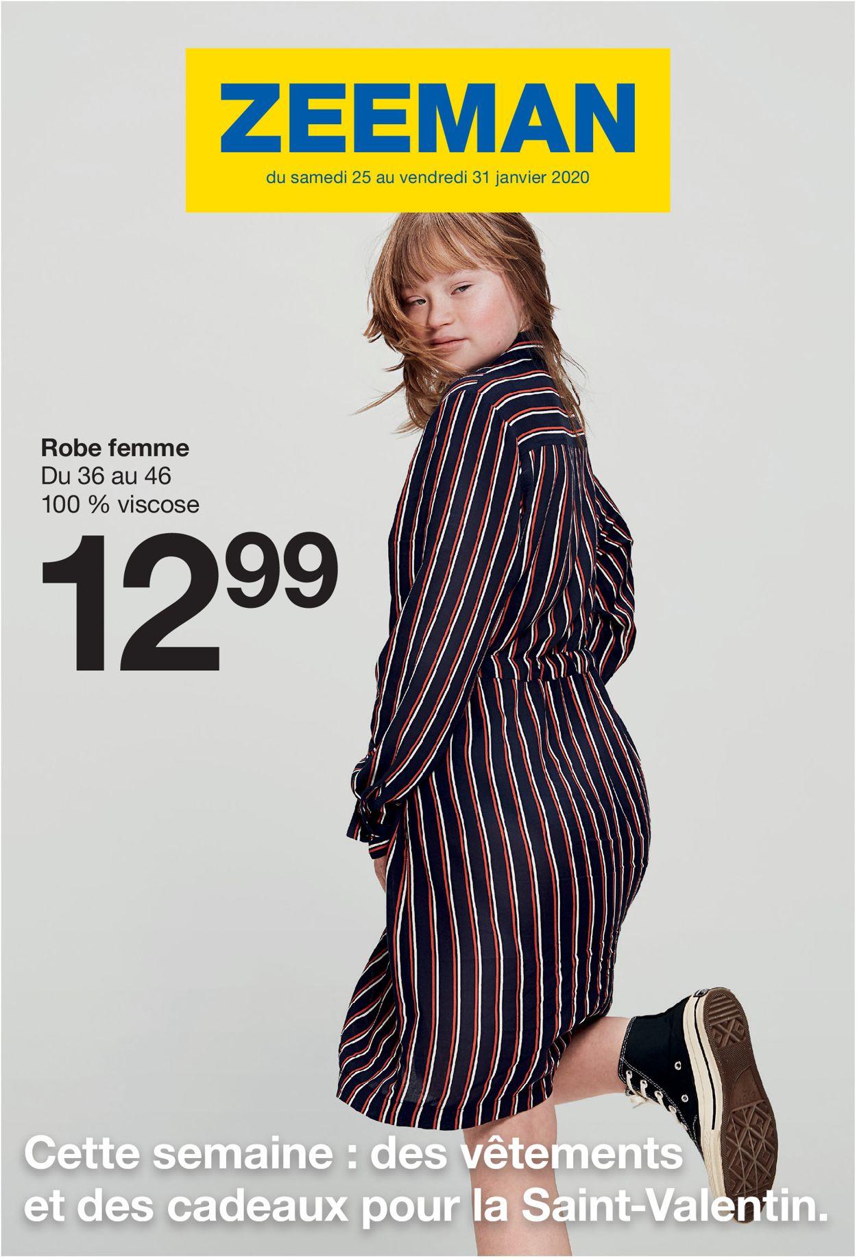 Zeeman Catalogue - 25.01-31.01.2020