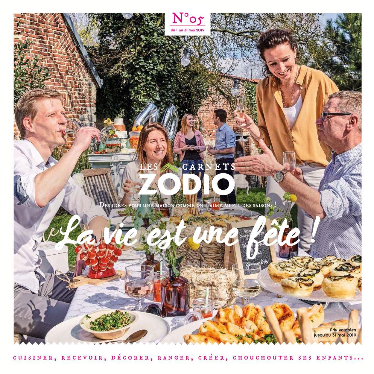 zodio Catalogue - 01.05-31.05.2019