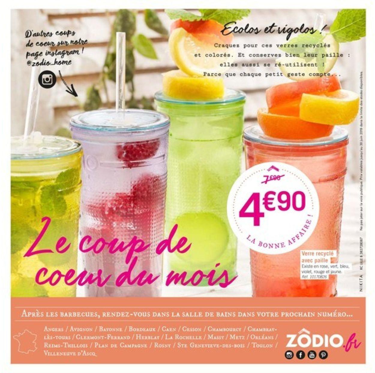 zodio Catalogue - 01.06-30.06.2019 (Page 14)