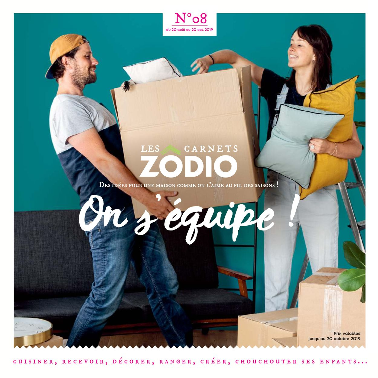 zodio Catalogue - 20.08-20.10.2019
