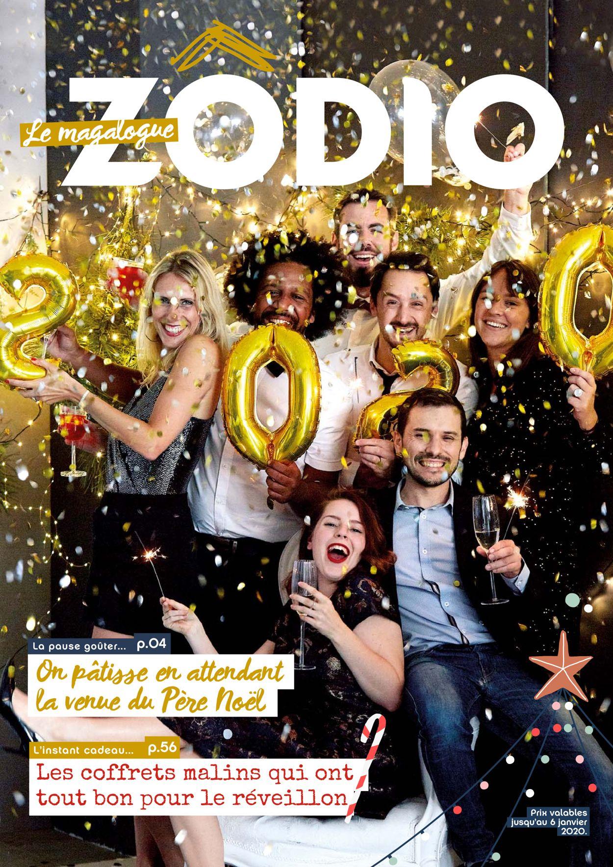 zodio Catalogue - 01.12-06.01.2020