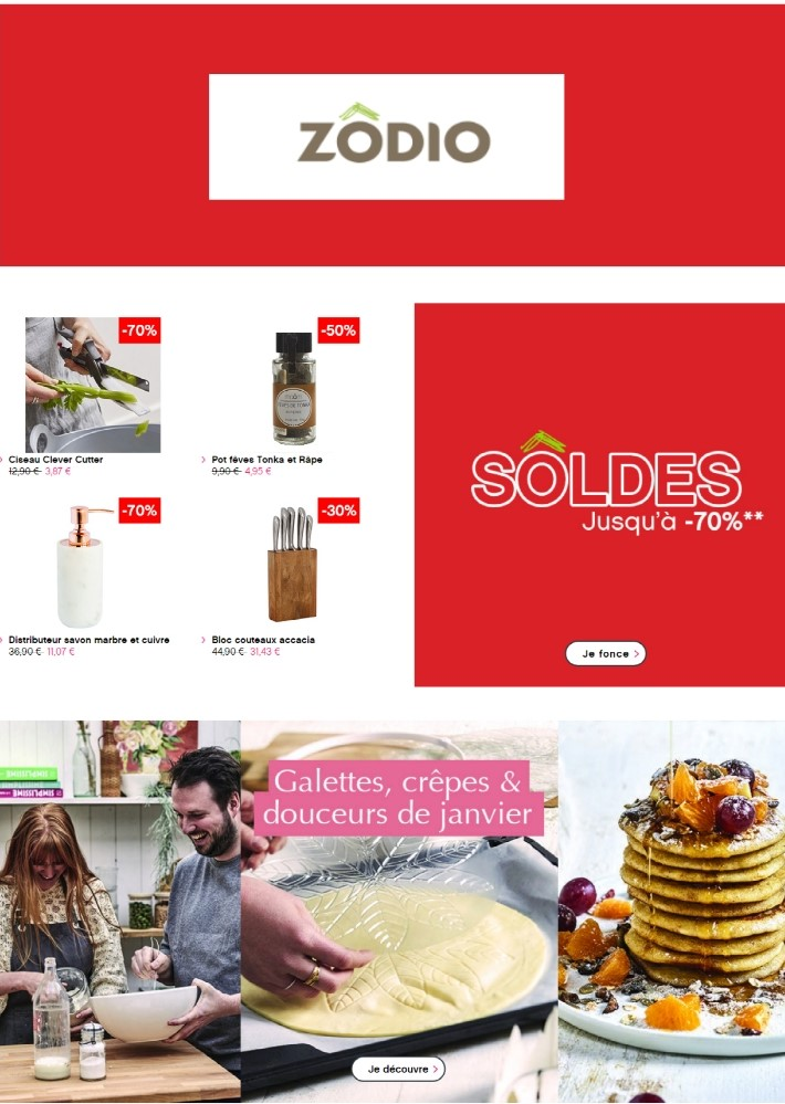 zodio Catalogue - 10.01-17.01.2020