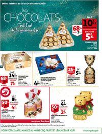 Auchan Noël 2020