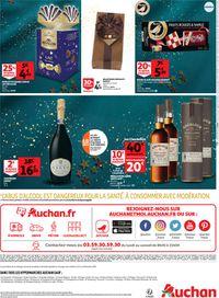 Auchan Repas Fete Noel 2020