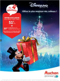 Auchan catalogue de Noël 2019