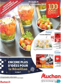 Auchan - Catalogue du Nouvel An