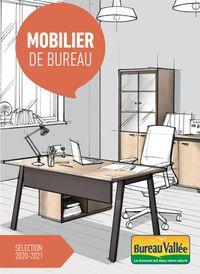 Bureau Vallée Mobilier de bureau 2021