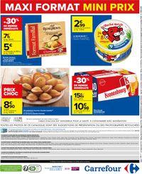Carrefour Maxi Format Mini Print 2021
