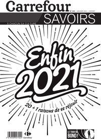 Carrefour ENFIN 2021 !