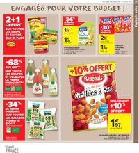 Carrefour Résolument engagés pour votre budget 2021