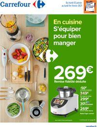 Carrefour En Cuisine 2021
