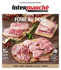 Intermarché Foire au Porc 2021
