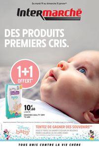 Intermarché Des Produits Premiers Cris 2021