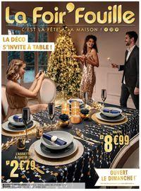 La Foir'Fouille Noel 2020