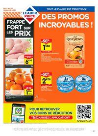 Leader Price Des Promo Incroyables 2021