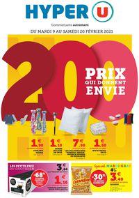 Magasins U Foire Aux Petits Prix 2021