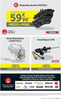 Roady Catalogue promotionnel 2021