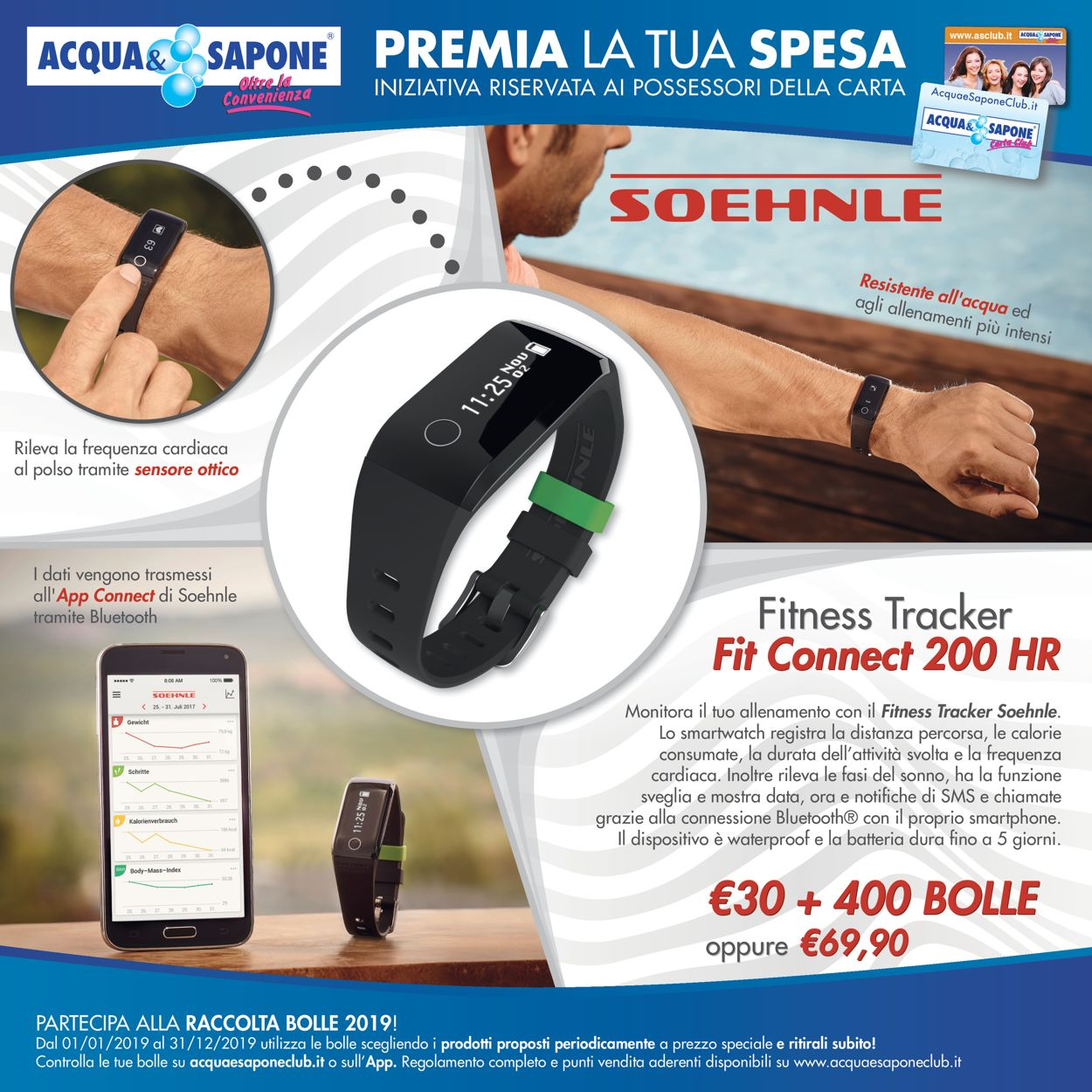 Volantino Acqua & Sapone - Offerte 16/04-05/05/2019