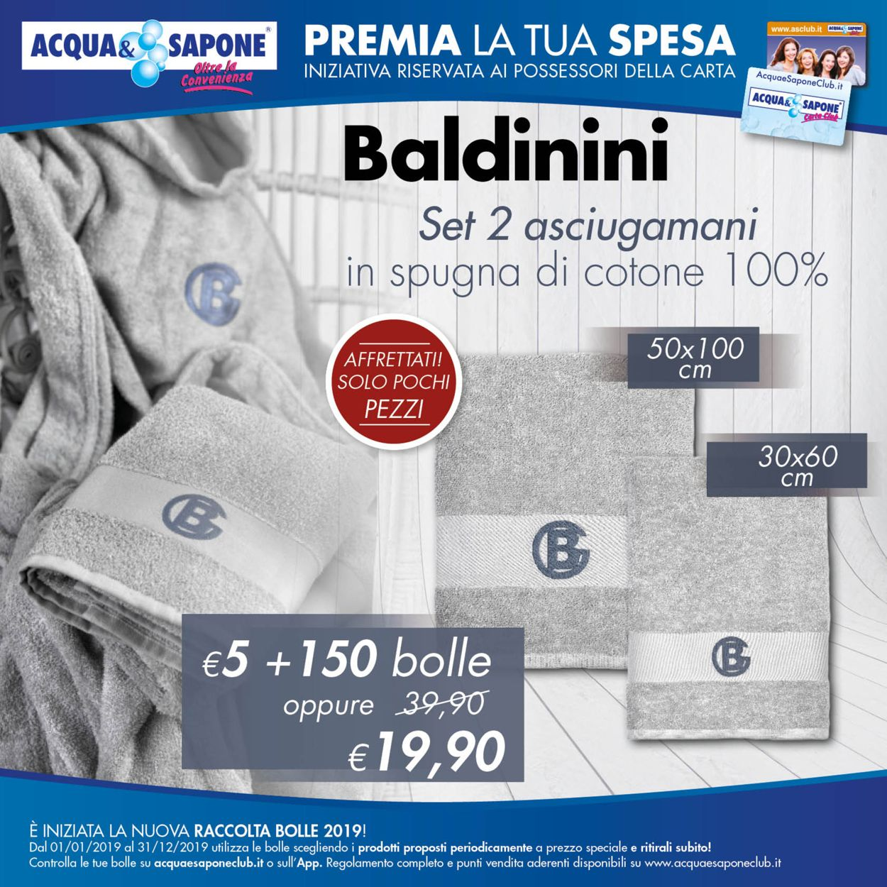 Volantino Acqua & Sapone - Offerte 16/04-05/05/2019 (Pagina 4)