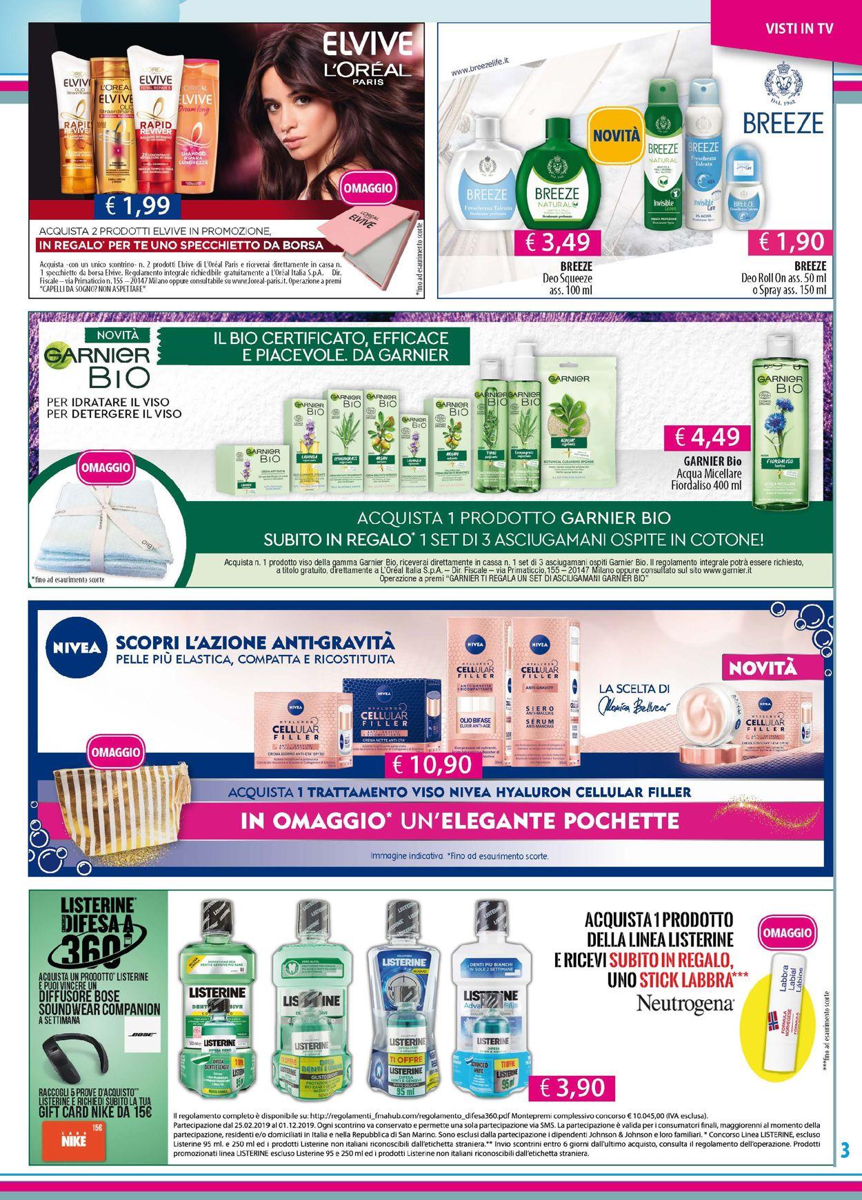 Volantino Acqua & Sapone - Offerte 07/05-26/05/2019 (Pagina 3)