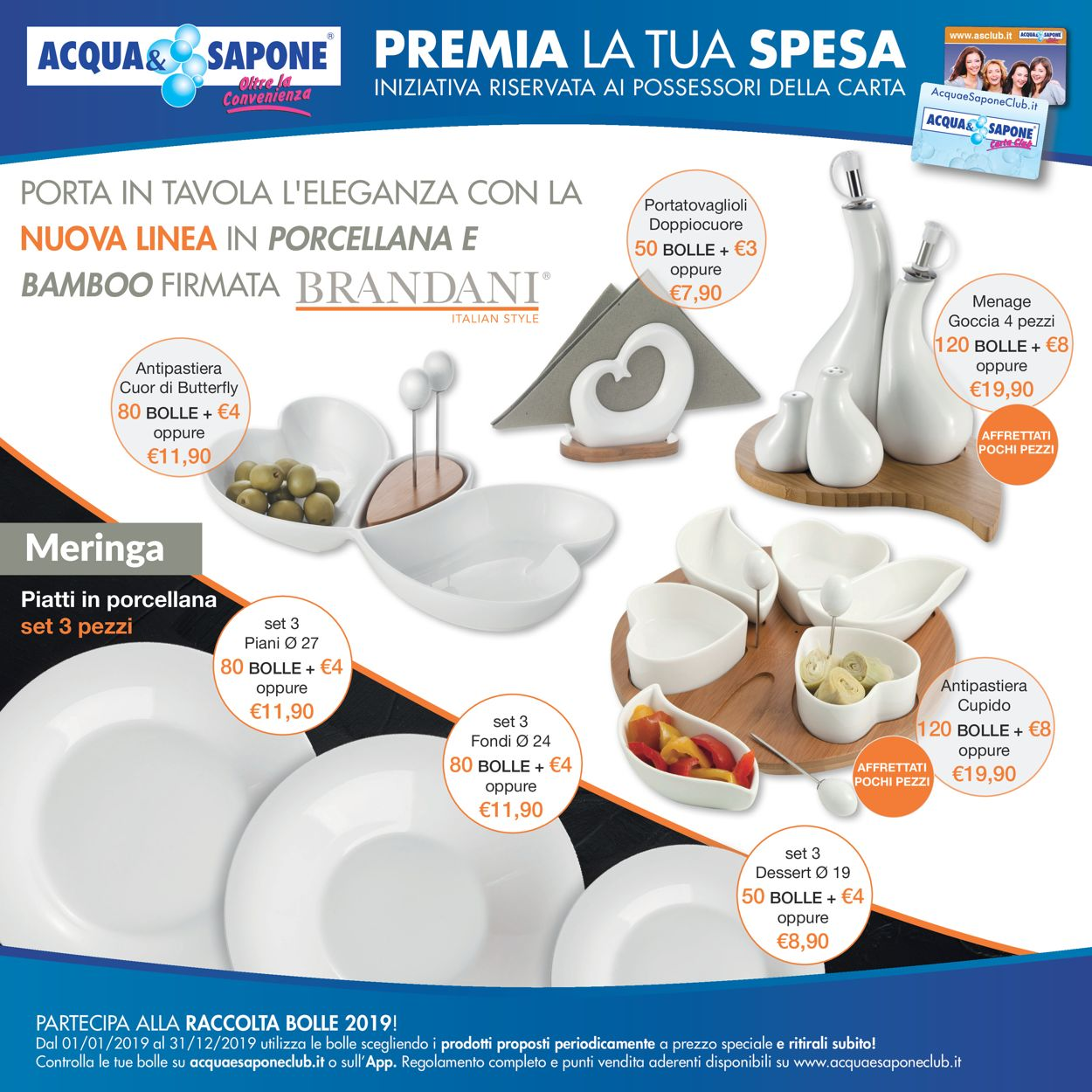 Volantino Acqua & Sapone - Offerte 07/05-26/05/2019