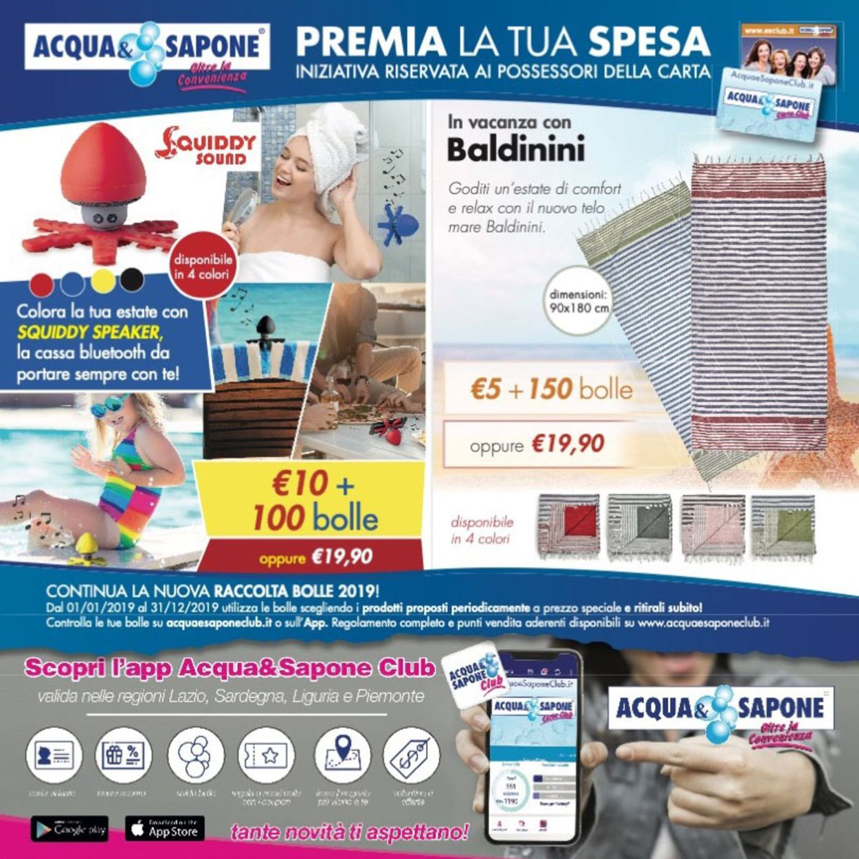 Volantino Acqua & Sapone - Offerte 11/06-23/06/2019 (Pagina 2)