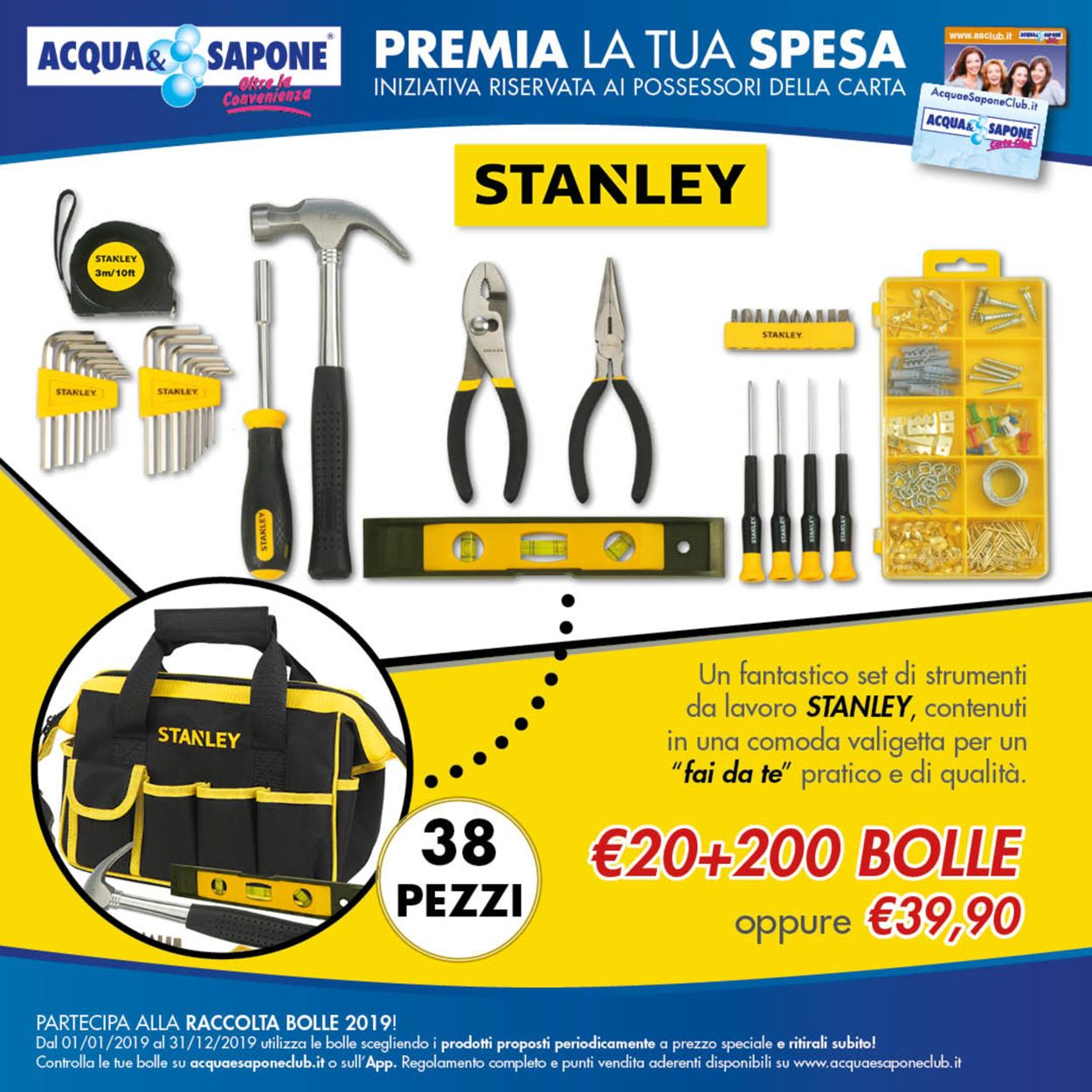 Volantino Acqua & Sapone - Offerte 23/07-04/08/2019