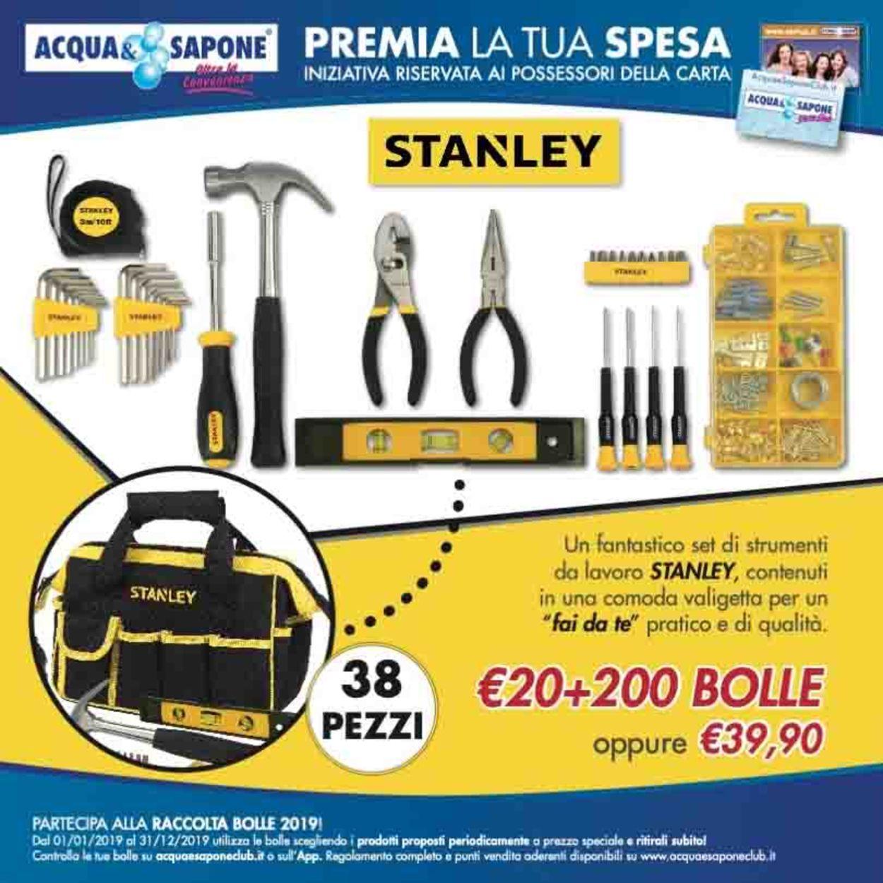 Volantino Acqua & Sapone - Offerte 23/07-04/08/2019 (Pagina 2)