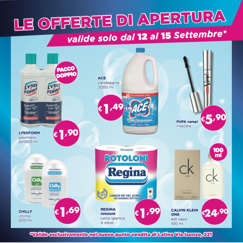 Volantino Acqua & Sapone - Offerte 12/09-15/09/2019 (Pagina 2)