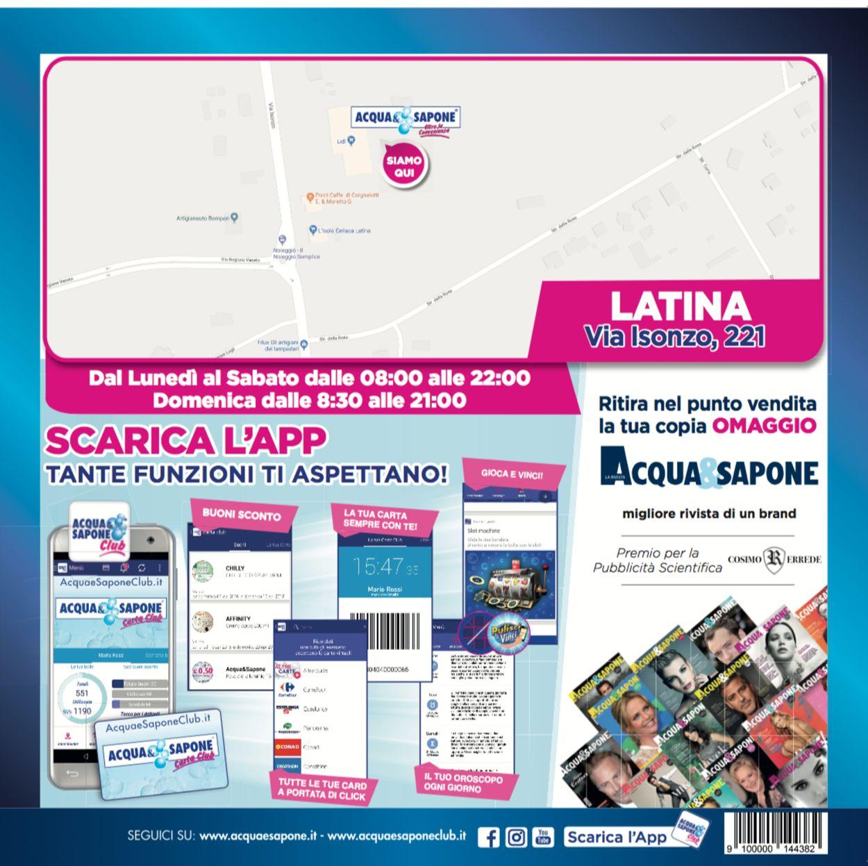 Volantino Acqua & Sapone - Offerte 12/09-15/09/2019 (Pagina 4)
