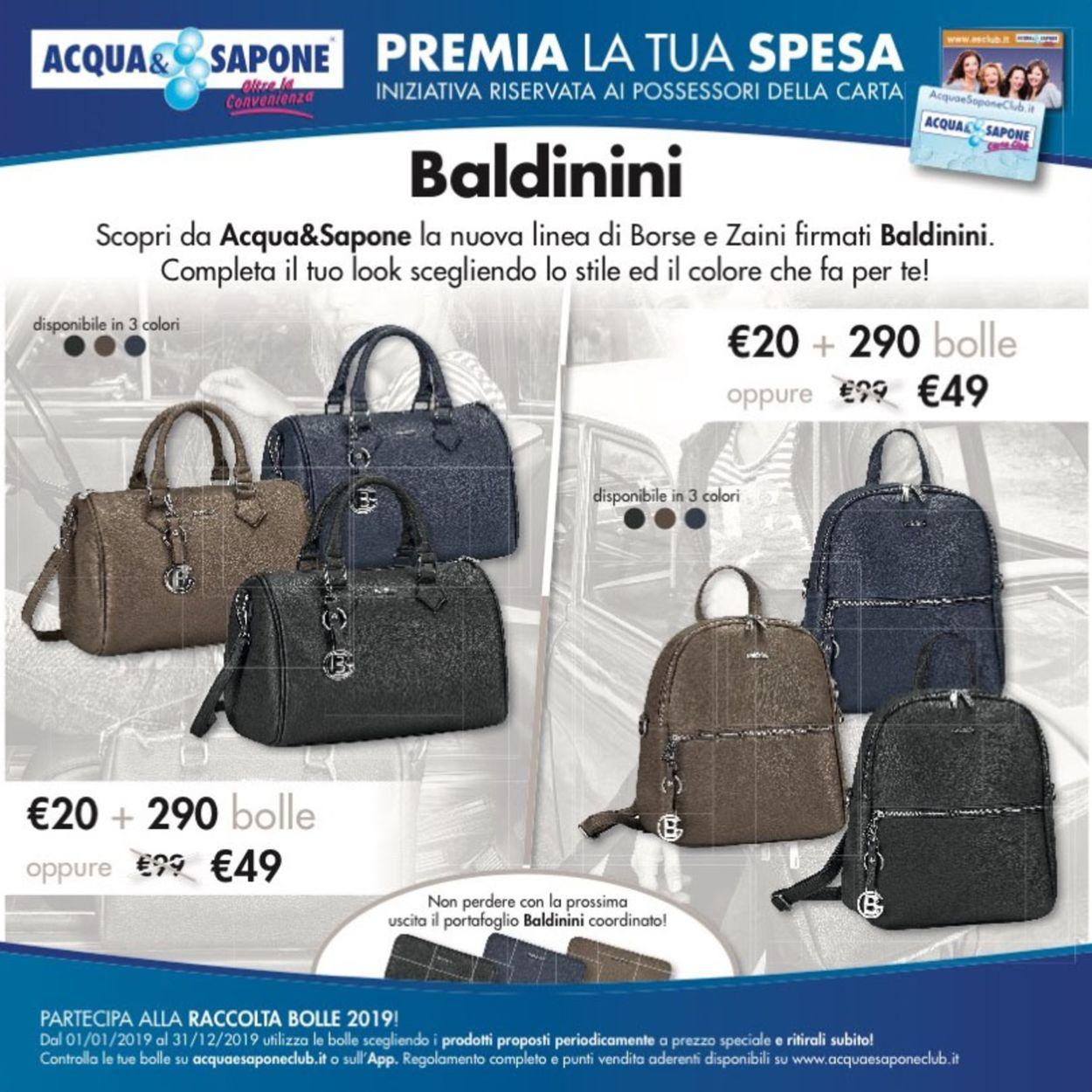 Volantino Acqua & Sapone - Offerte 24/09-06/10/2019 (Pagina 2)