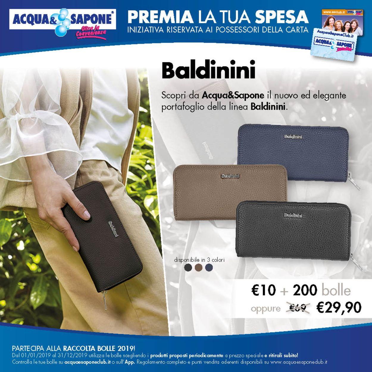 Volantino Acqua & Sapone - Offerte 10/12-31/12/2019 (Pagina 4)