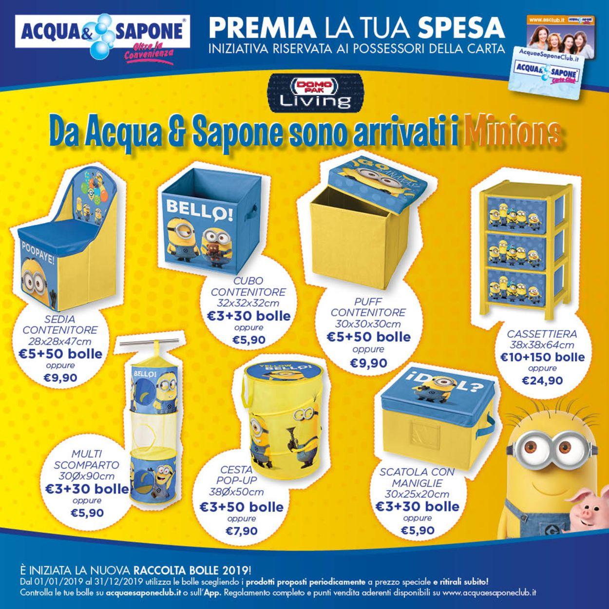 Volantino Acqua & Sapone - Offerte 10/12-31/12/2019 (Pagina 19)