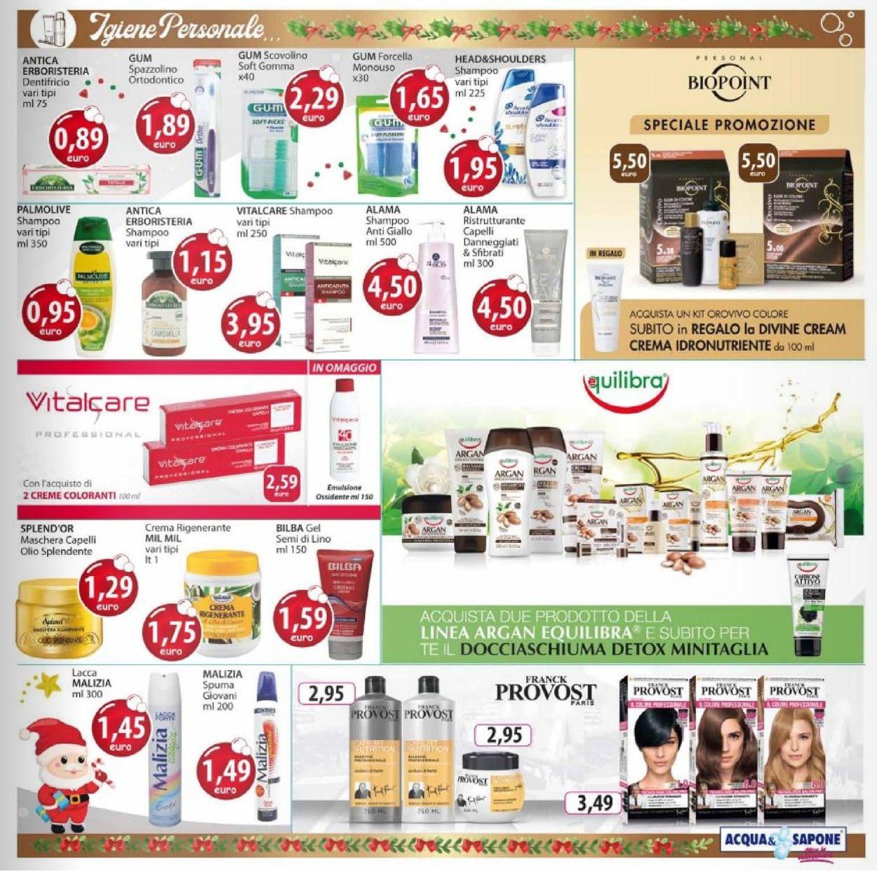 Volantino Acqua & Sapone - Offerte 18/12-05/01/2020 (Pagina 5)