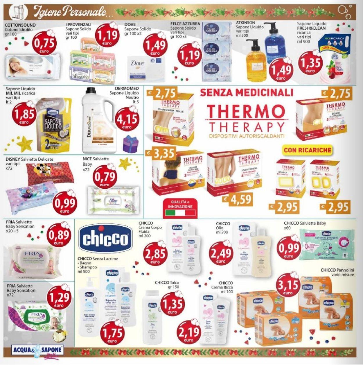 Volantino Acqua & Sapone - Offerte 18/12-05/01/2020 (Pagina 8)