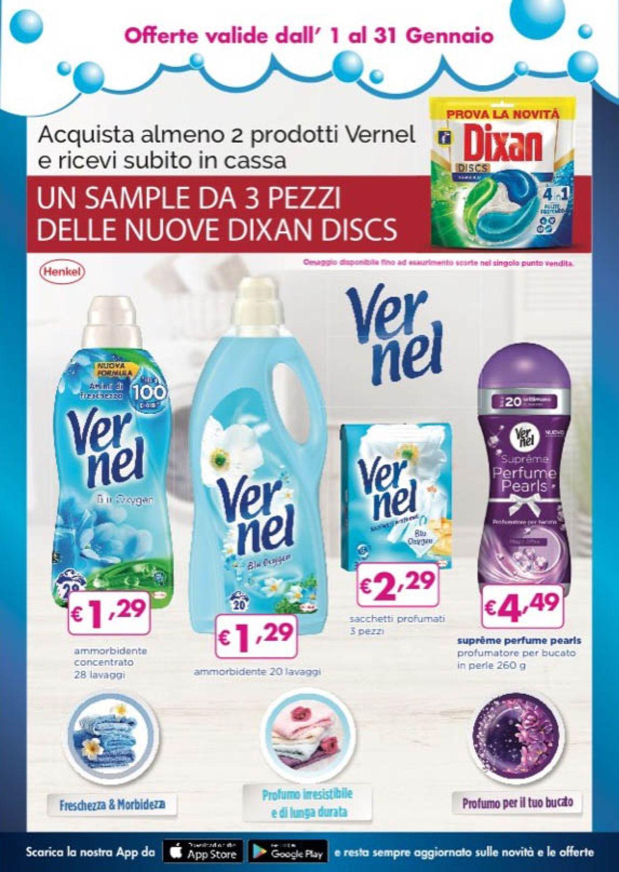 Volantino Acqua & Sapone - Offerte 01/01-31/01/2020 (Pagina 2)