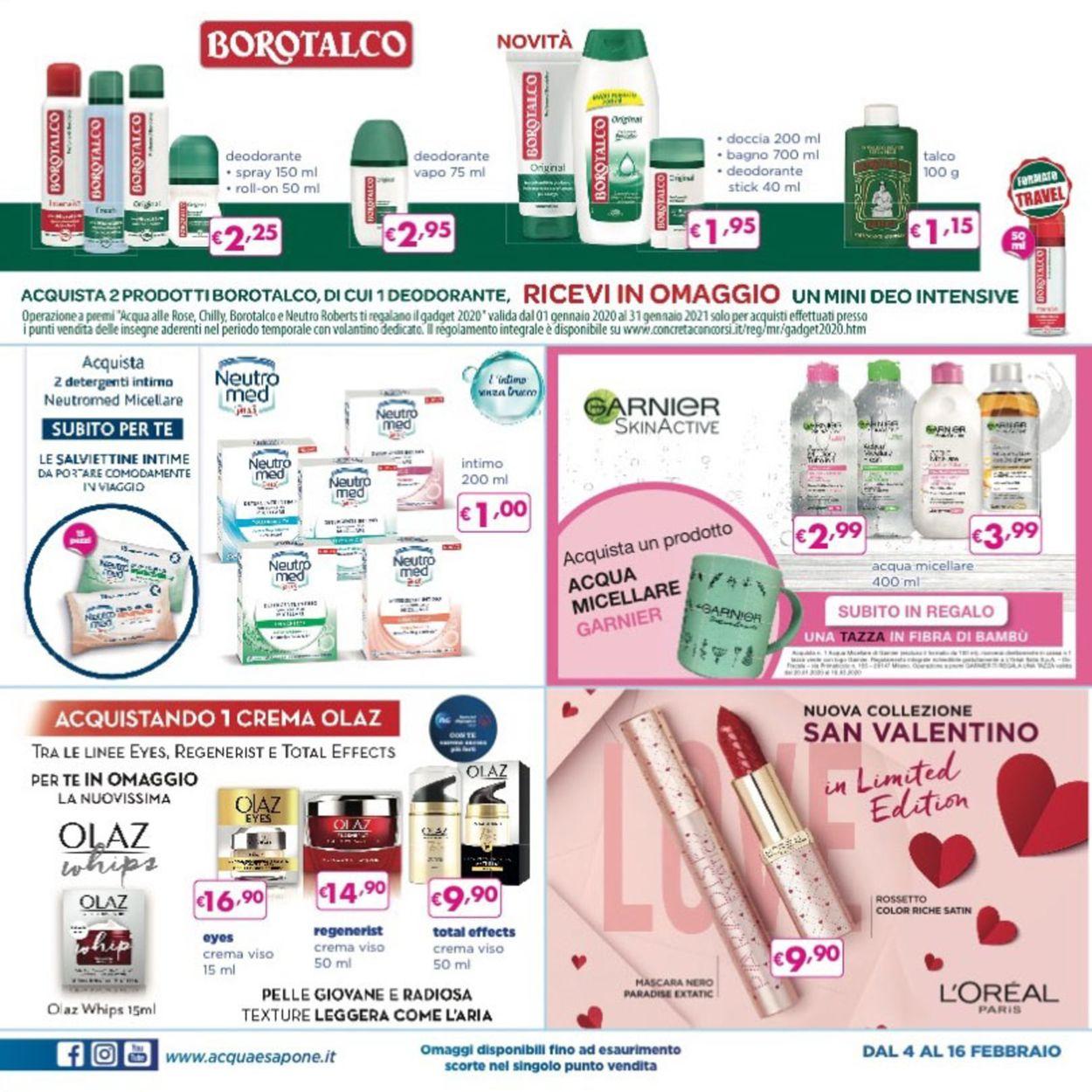 Volantino Acqua & Sapone - Offerte 04/02-16/02/2020 (Pagina 3)