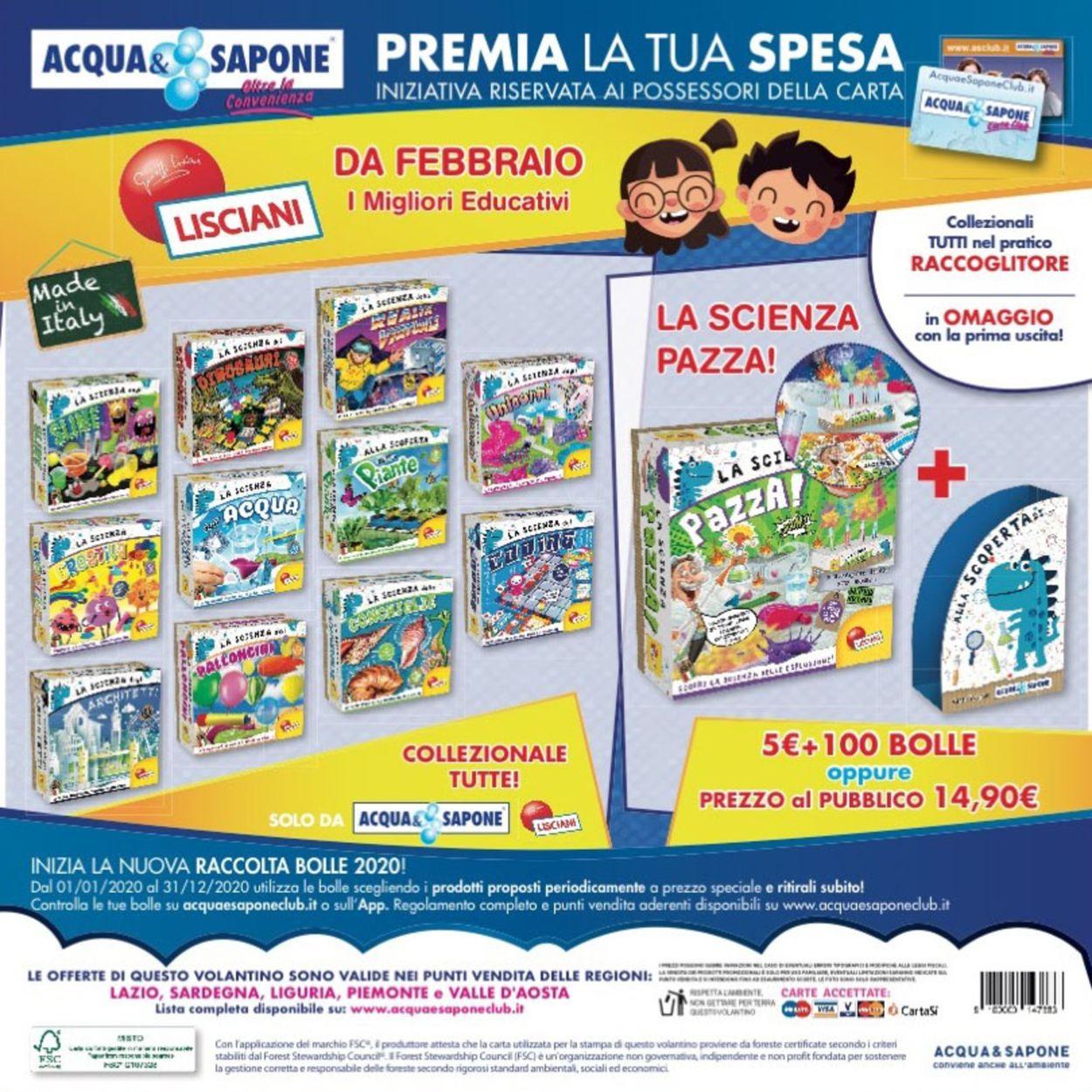 Volantino Acqua & Sapone - Offerte 04/02-16/02/2020 (Pagina 16)