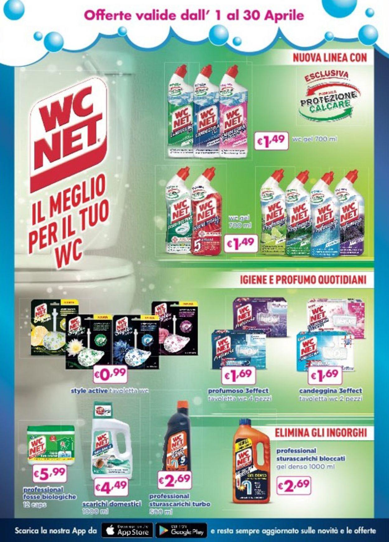 Volantino Acqua & Sapone - Offerte 01/04-30/04/2020 (Pagina 2)