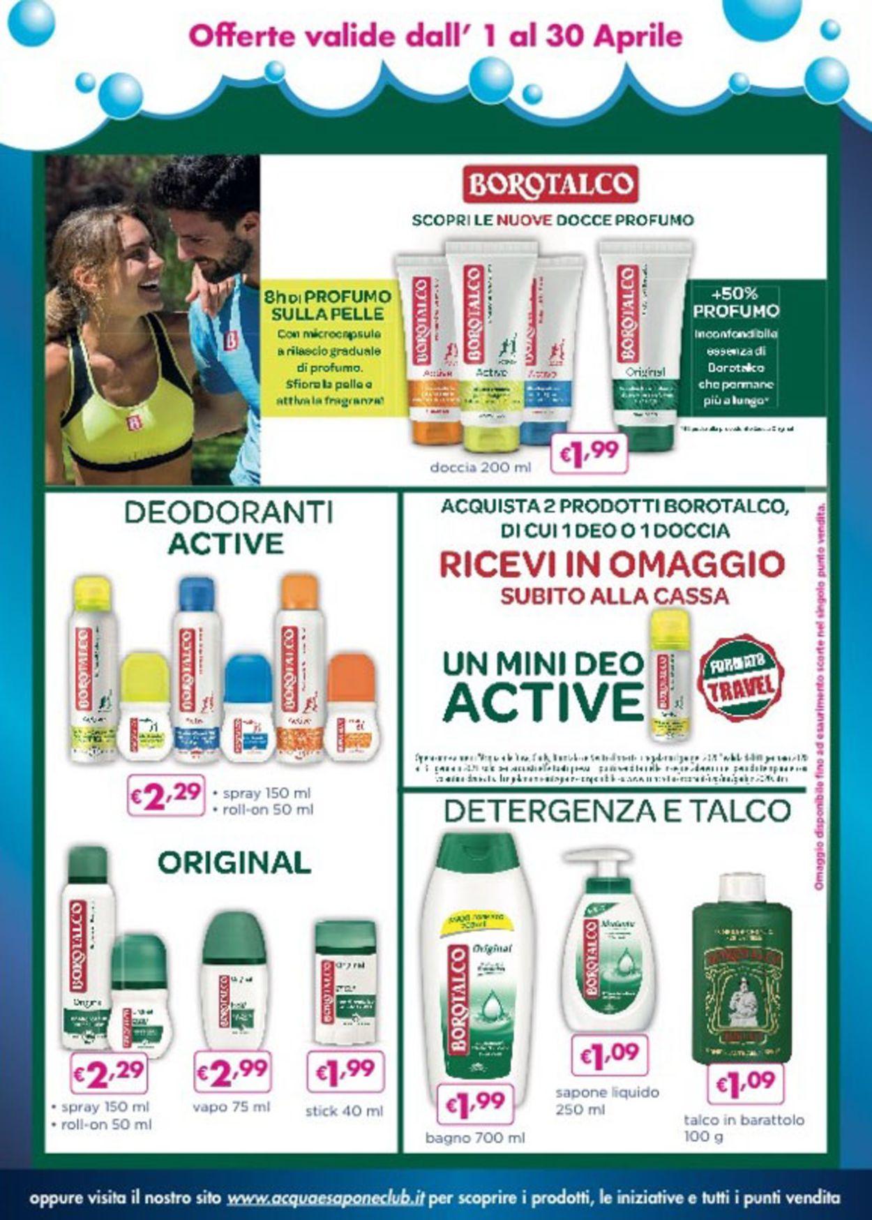 Volantino Acqua & Sapone - Offerte 01/04-30/04/2020 (Pagina 3)