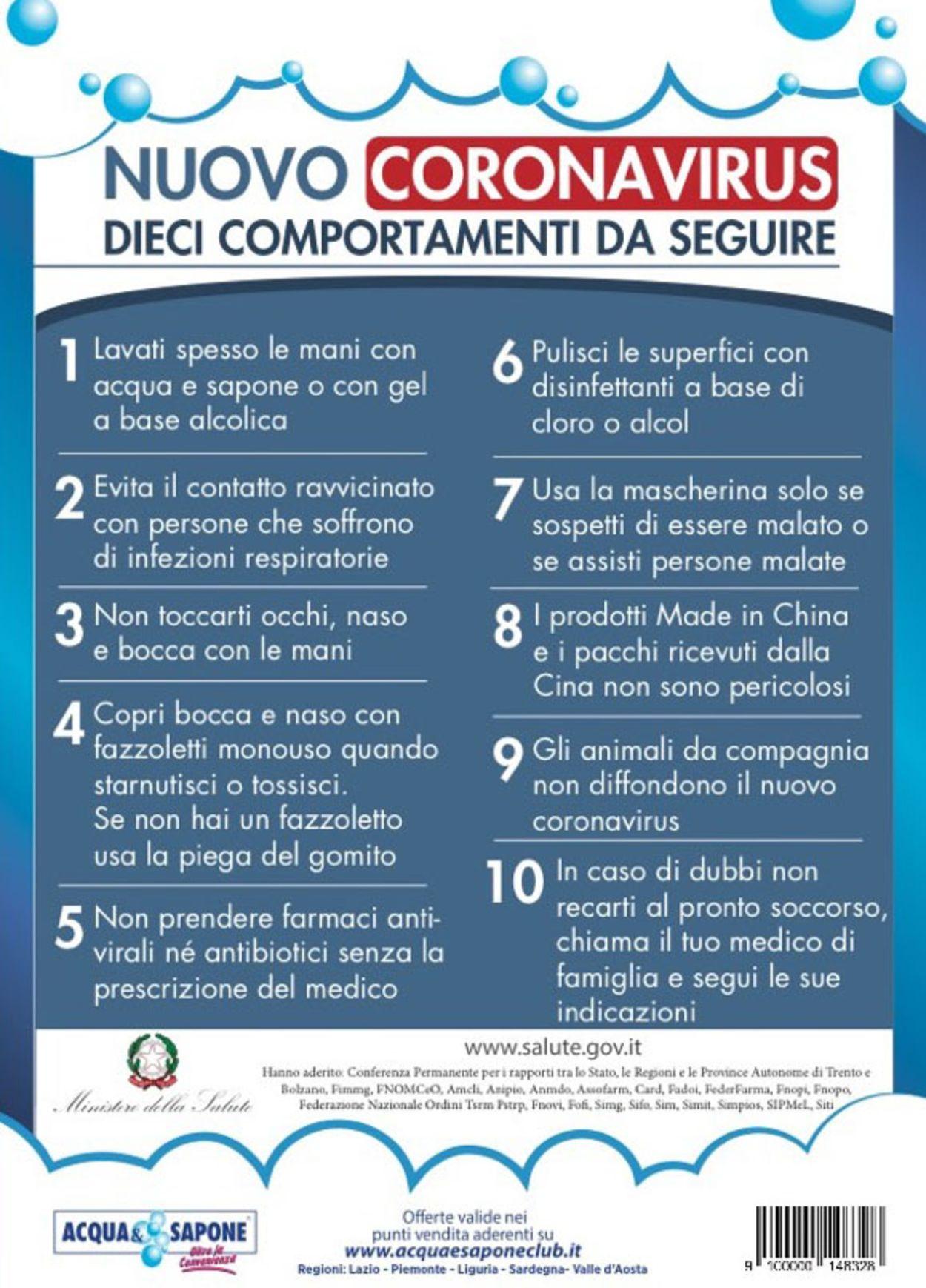 Volantino Acqua & Sapone - Offerte 01/04-30/04/2020 (Pagina 6)