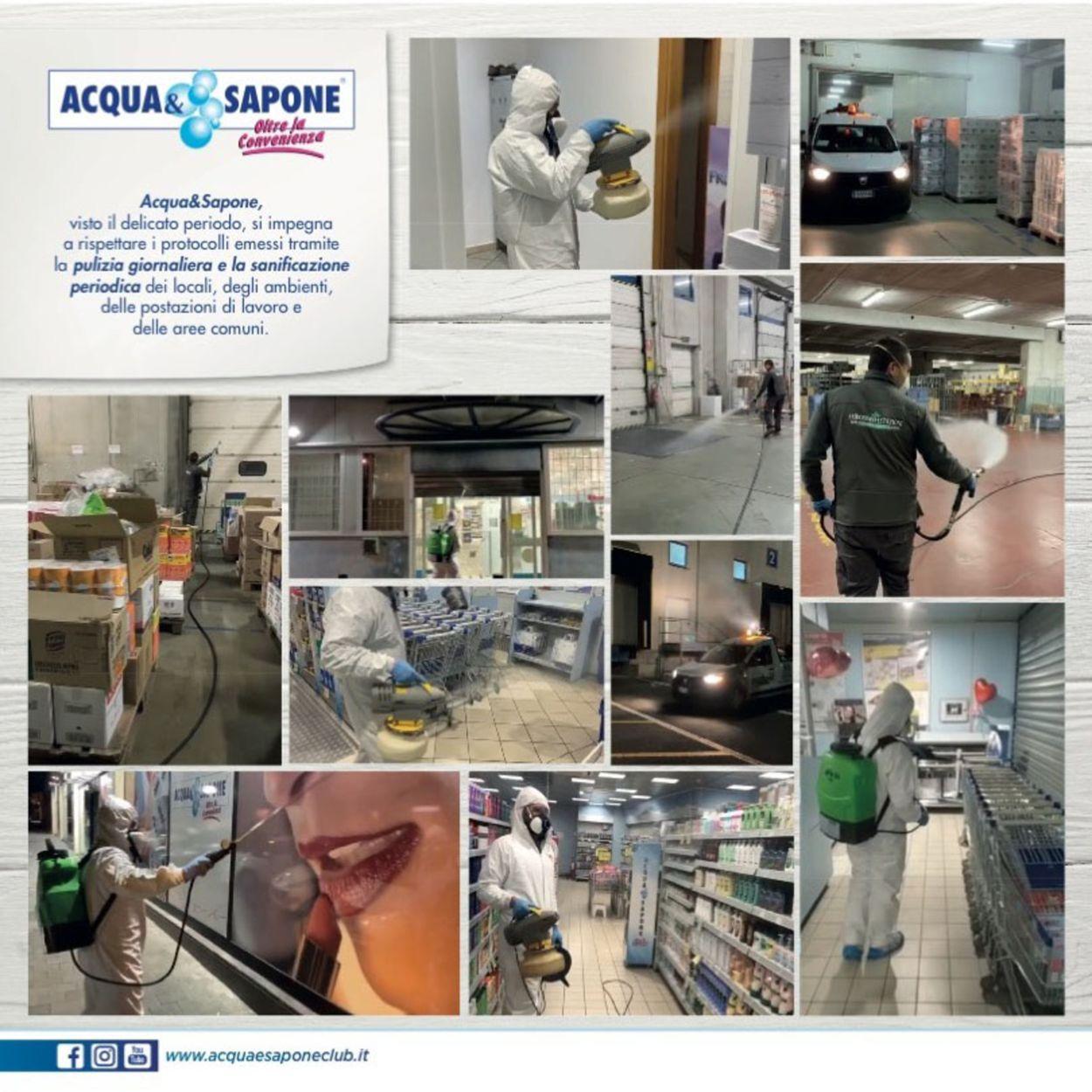 Volantino Acqua & Sapone - Offerte 07/04-26/04/2020 (Pagina 3)