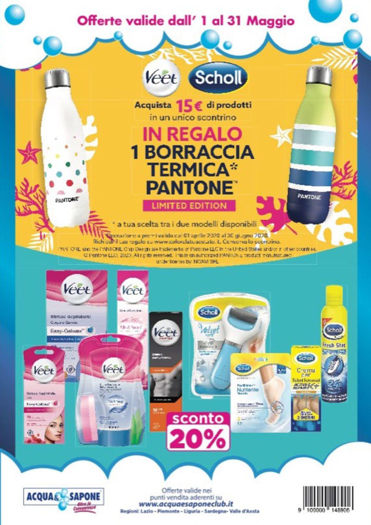 Volantino Acqua & Sapone - Offerte 04/05-31/05/2020 (Pagina 4)