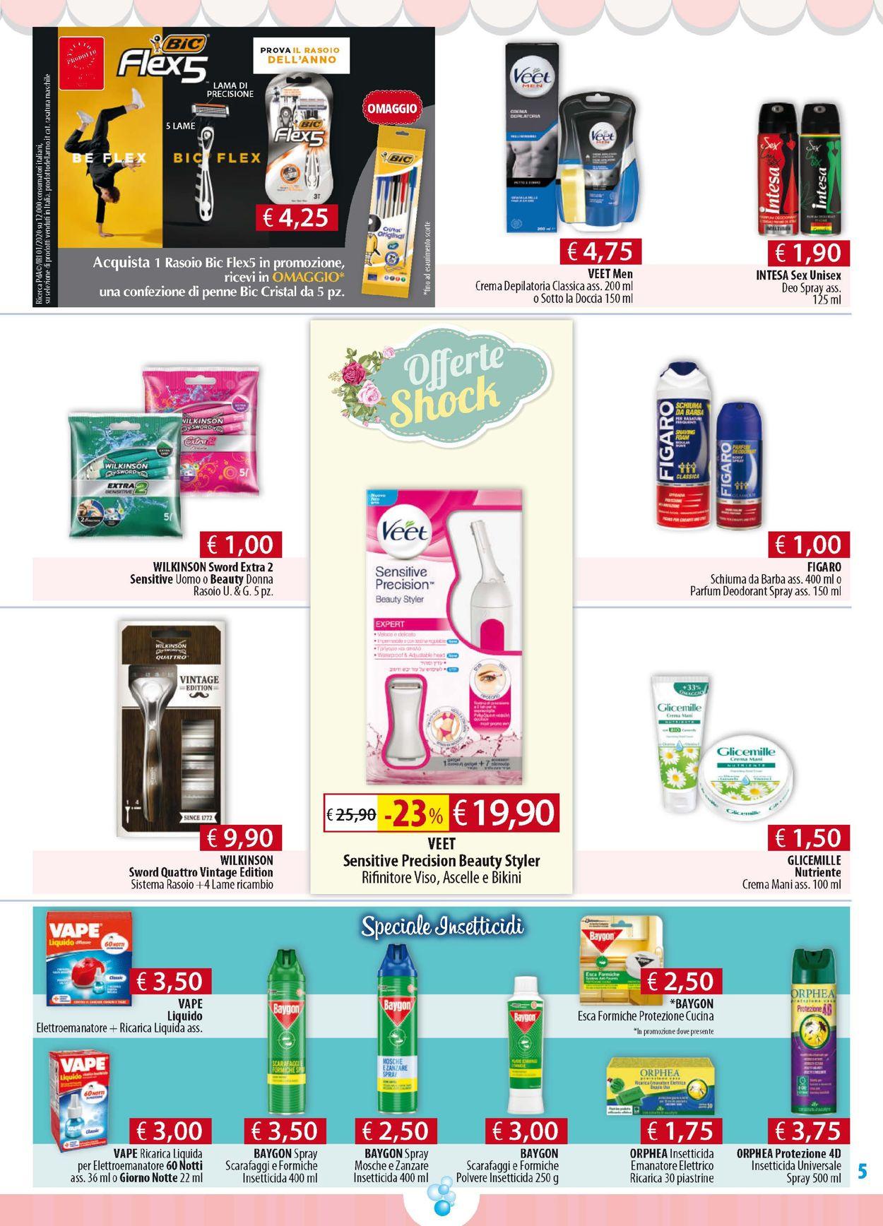 Volantino Acqua & Sapone - Offerte 12/05-24/05/2020 (Pagina 5)
