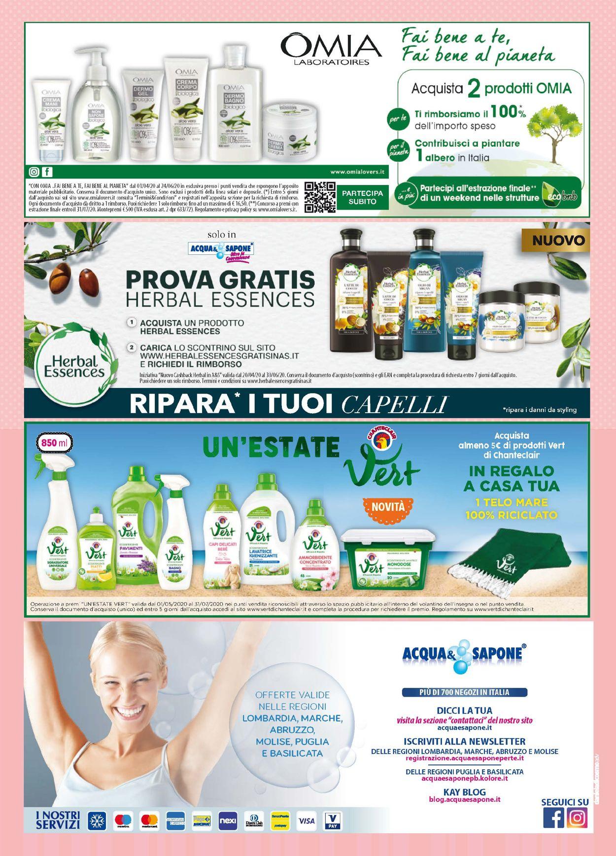 Volantino Acqua & Sapone - Offerte 12/05-24/05/2020 (Pagina 12)