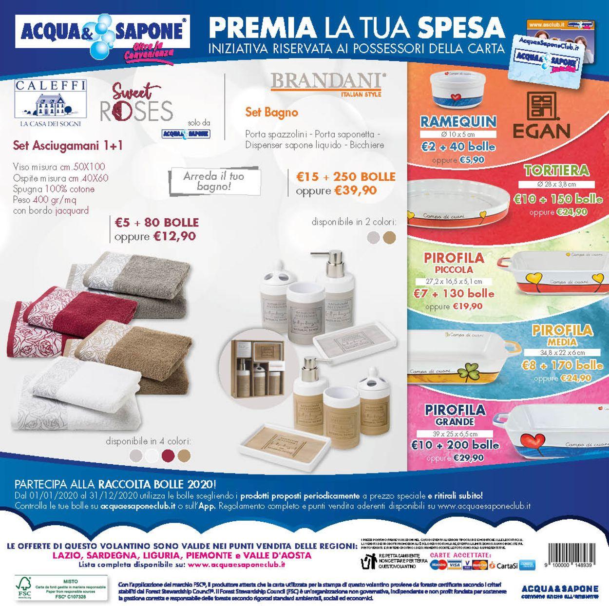 Volantino Acqua & Sapone - Offerte 12/05-24/05/2020