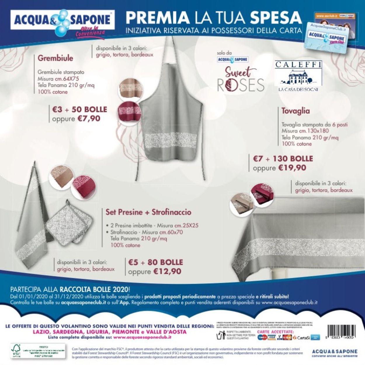 Volantino Acqua & Sapone - Offerte 26/05-07/06/2020 (Pagina 16)