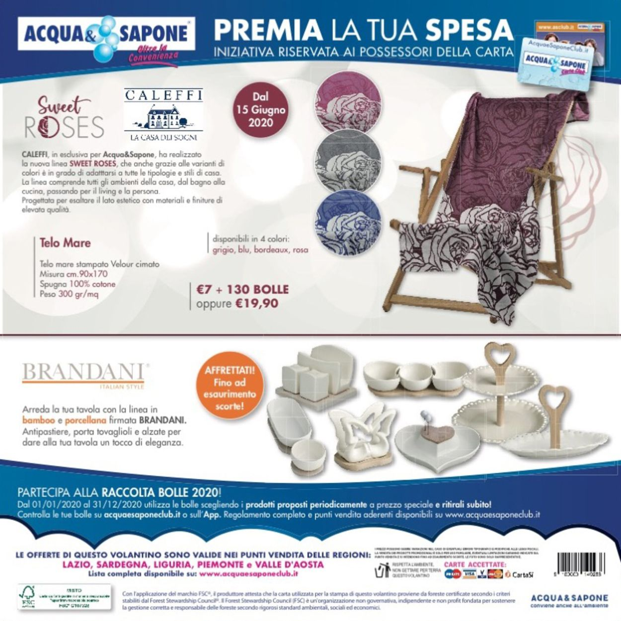 Volantino Acqua & Sapone - Offerte 09/06-28/06/2020 (Pagina 16)