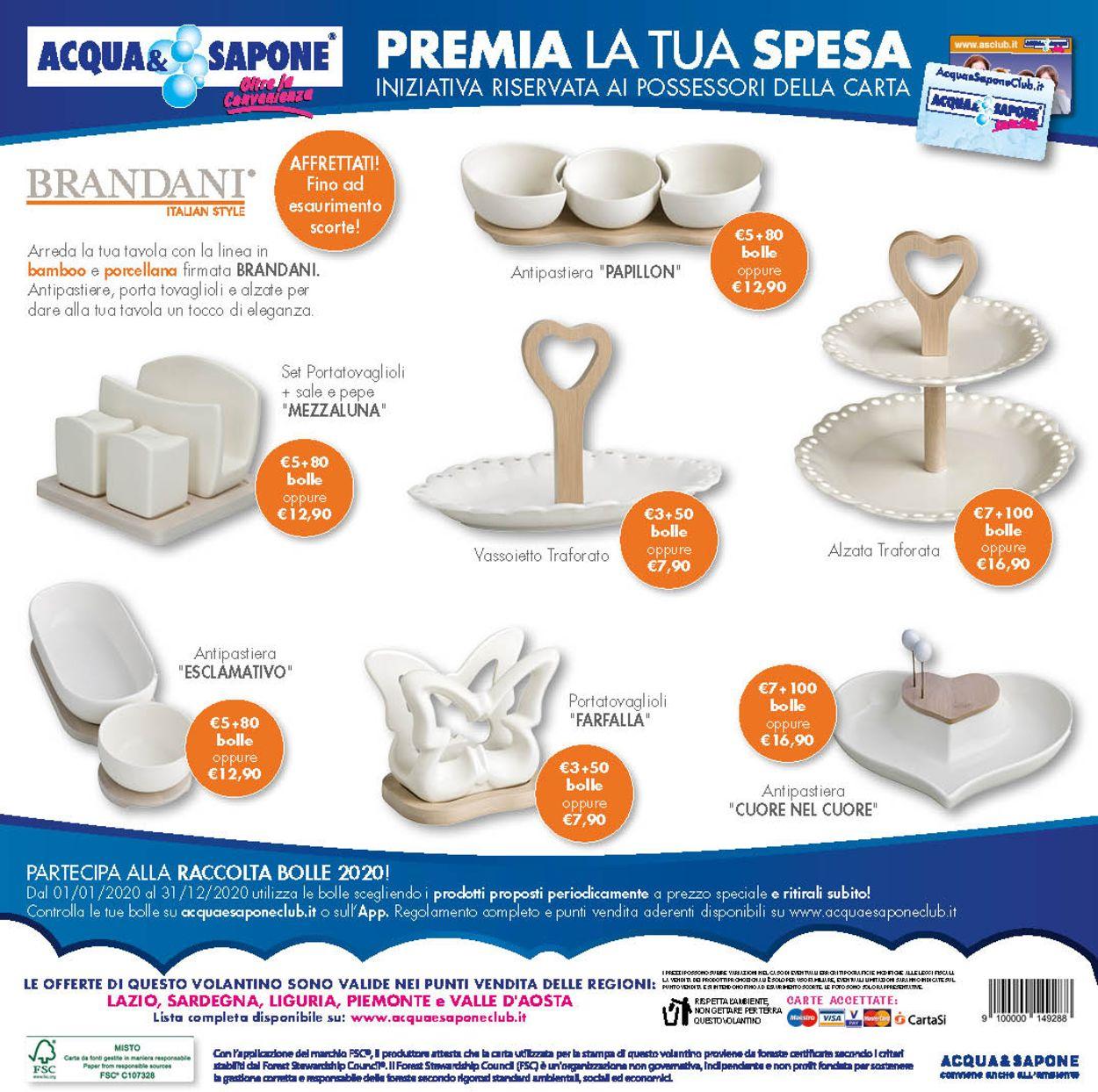 Volantino Acqua & Sapone - Offerte 14/07-02/08/2020 (Pagina 3)